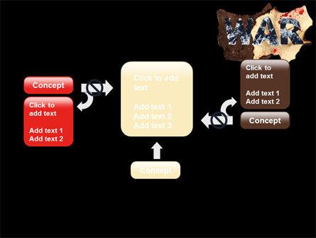 War PowerPoint Template Slide 13