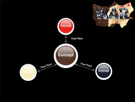 War PowerPoint Template Slide 14