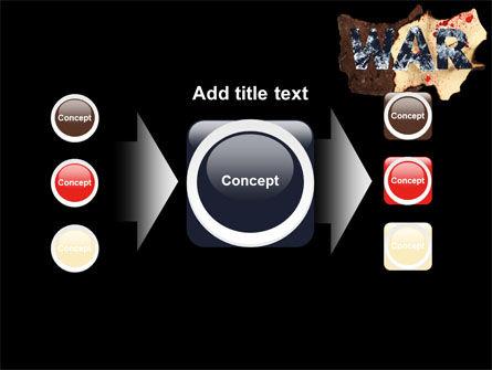 War PowerPoint Template Slide 17