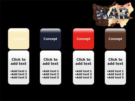 War PowerPoint Template Slide 5