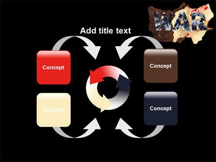 War PowerPoint Template Slide 6