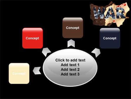 War PowerPoint Template Slide 7