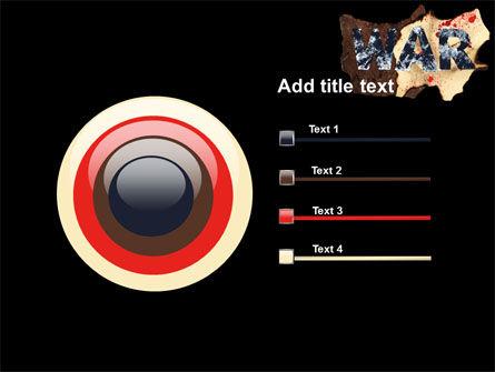 War PowerPoint Template Slide 9