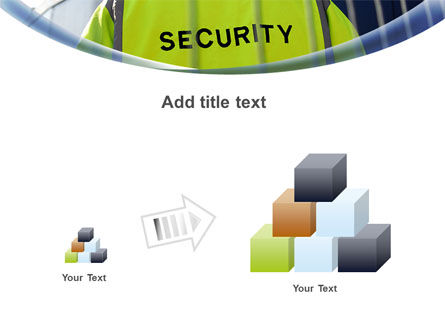 Security Officer PowerPoint Template Slide 13