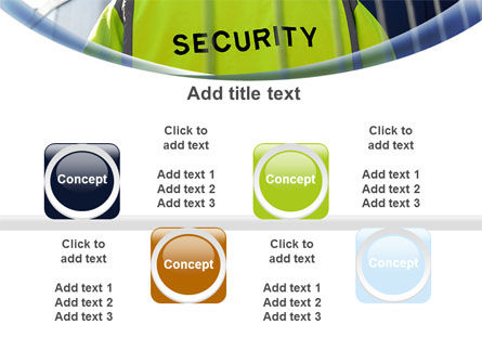 Security Officer PowerPoint Template Slide 18