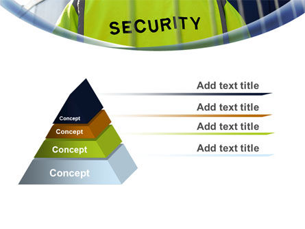 Security Officer PowerPoint Template, Slide 4, 09108, Careers/Industry — PoweredTemplate.com