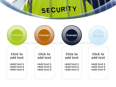 Security Officer PowerPoint Template Slide 5