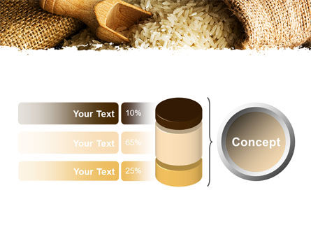Grains Of Rice PowerPoint Template Slide 11