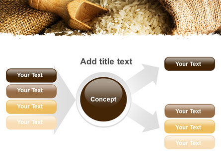 Grains Of Rice PowerPoint Template Slide 14