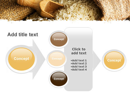 Grains Of Rice PowerPoint Template Slide 17