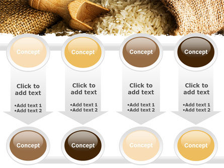 Grains Of Rice PowerPoint Template Slide 18