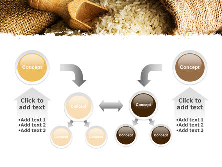 Grains Of Rice PowerPoint Template Slide 19