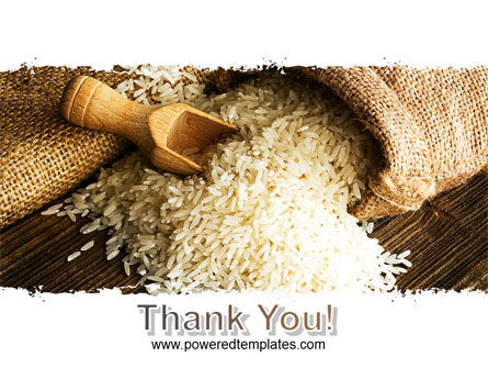 Grains Of Rice PowerPoint Template Slide 20