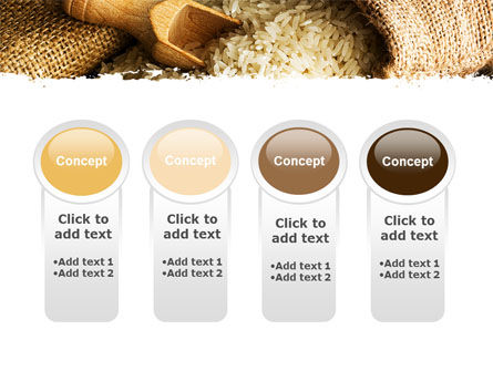 Grains Of Rice PowerPoint Template Slide 5