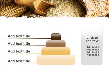 Grains Of Rice PowerPoint Template Slide 8