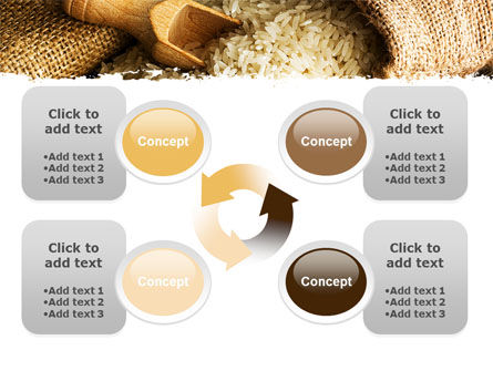 Grains Of Rice PowerPoint Template Slide 9