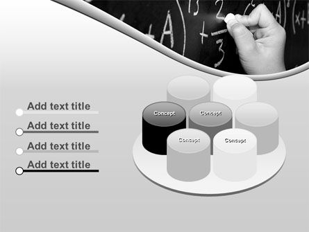 Mathematics Formulas PowerPoint Template Slide 12