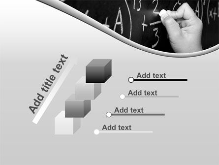 Mathematics Formulas PowerPoint Template Slide 14