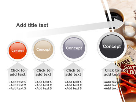 Discount Coupons PowerPoint Template Slide 13
