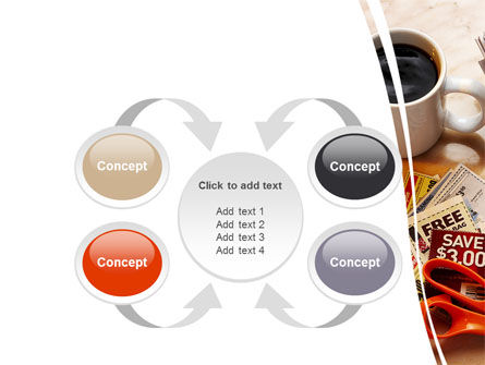 Discount Coupons PowerPoint Template Slide 6