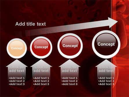 Blood and Virus PowerPoint Template Slide 13
