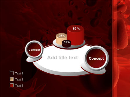 Blood and Virus PowerPoint Template Slide 16