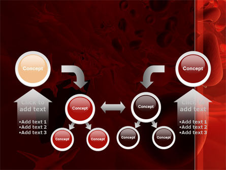 Blood and Virus PowerPoint Template Slide 19