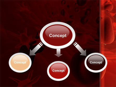 Blood and Virus PowerPoint Template Slide 4