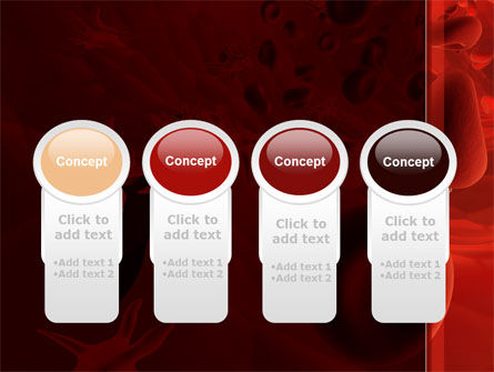 Blood and Virus PowerPoint Template Slide 5