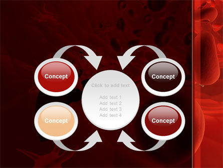 Blood and Virus PowerPoint Template Slide 6