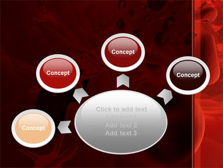 Blood and Virus PowerPoint Template Slide 7