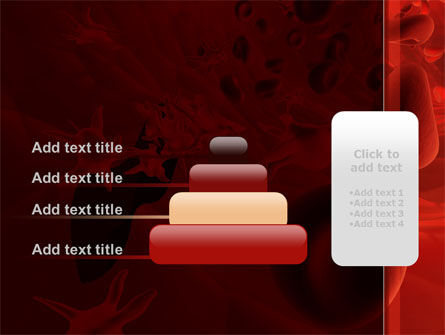 Blood and Virus PowerPoint Template Slide 8