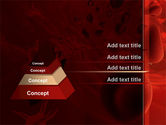 Blood and Virus PowerPoint Template#12