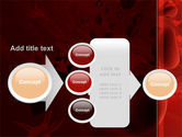 Blood and Virus PowerPoint Template#17