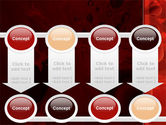 Blood and Virus PowerPoint Template#18