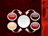 Blood and Virus PowerPoint Template#6