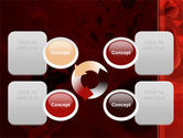 Blood and Virus PowerPoint Template#9