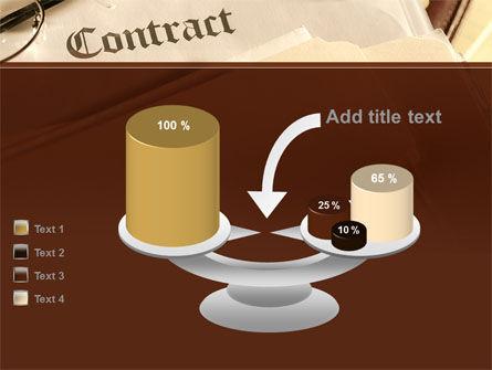 Treaty PowerPoint Template Slide 10