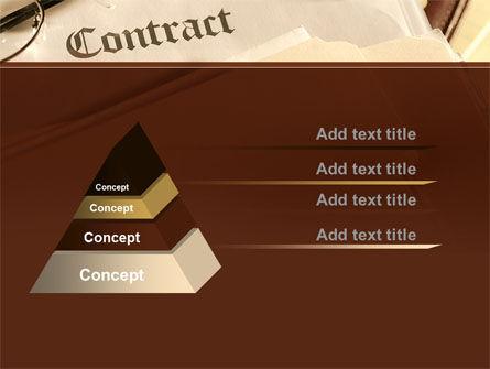 Treaty PowerPoint Template Slide 12