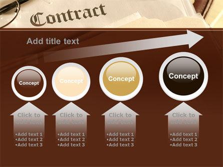 Treaty PowerPoint Template Slide 13