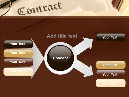 Treaty PowerPoint Template Slide 14