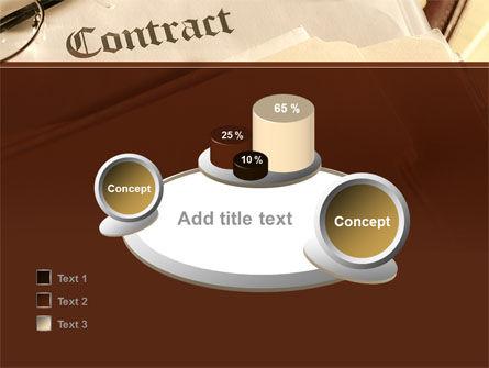 Treaty PowerPoint Template Slide 16