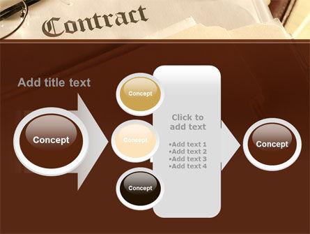 Treaty PowerPoint Template Slide 17