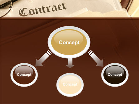 Treaty PowerPoint Template, Slide 4, 09133, Business — PoweredTemplate.com
