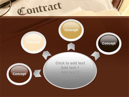 Treaty PowerPoint Template Slide 7