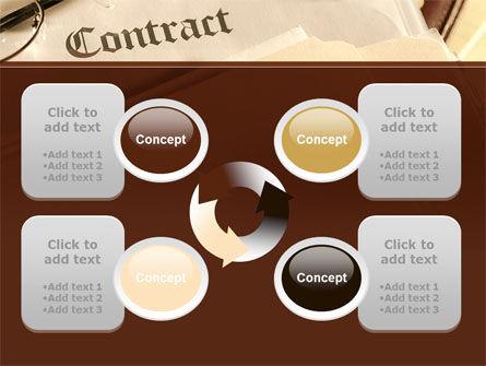 Treaty PowerPoint Template Slide 9