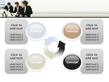 Teamwork PowerPoint Template Slide 9