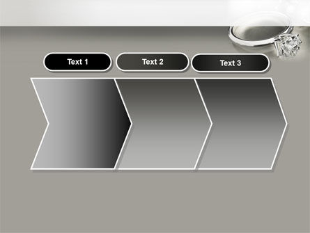Diamond Ring PowerPoint Template Slide 16