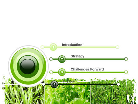 agronomy and agriculture powerpoint template backgrounds