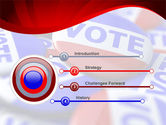 Vote Badges PowerPoint Template#3